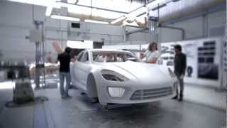 Download How To Build A Concept Car: Porsche Sport Turismo Video
