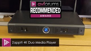 Download Zappiti 4K Duo Media Player Review Video