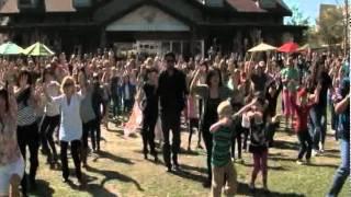 Download Abba Flash Mob - Dancing Queen - The Woodlands, TX Video