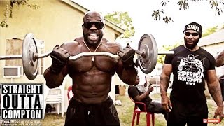 Download Straight Outta Compton {HOOD WORKOUT}: Kali Muscle + CT Fletcher + Big Rob + Big Hurk Video