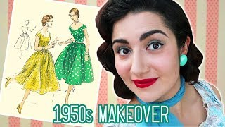 Download I Got A 1950s Makeover Video