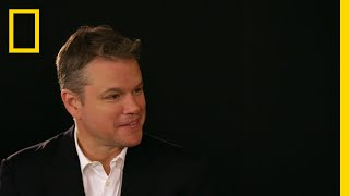 Download Exclusive: Matt Damon Gets Emotional About Global Water Crisis   National Geographic Video