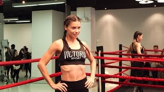 Download Adriana Lima Teaches You to Train Like An Angel Behind The Velvet Rope with Arthur Kade Video