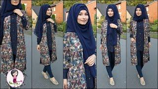 Download ملابس محجبات كاجوال 👌✔️ LOOKBOOK HIJAB 2017 Video
