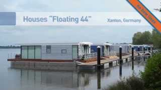 Download Floating Houses in Germany Video