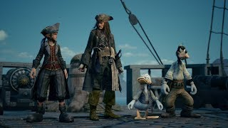 Download KINGDOM HEARTS III – E3 2018 Pirates of the Caribbean Trailer Video