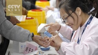 Download World Diabetes Day: China's diabetes rate highest in the world Video