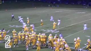 Download Hudl Top 5 High School Football Plays: Week 8, 2014 Video