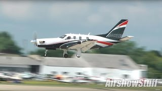 Download Mass Arrivals at EAA AirVenture Oshkosh 2016 - Sunday Part 2 Video
