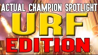Download ACTUAL Champion Spotlight URF EDITION Video