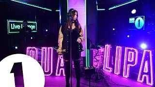 Download Dua Lipa covers the Weeknd's The Hills in the Live Lounge Video