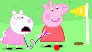 Download Peppa Pig Official Channel | The Quarrel Between Peppa Pig and Suzy Sheep Video