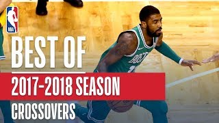 Download Best Crossovers From The 2017-2018 NBA Season (Steph Curry, Kemba, Kyrie and More!) Video