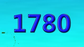 Download 1780 Atlantic Hurricane Season Animation Video