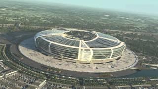 Download Baku Olympic Stadium Video