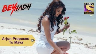 Download Your Favorite Character | Arjun's Style Of Proposing To Maya | Beyhadh Video
