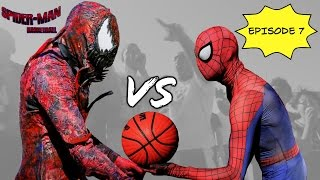Download Spiderman Basketball Episode 7 ...Spiderman vs Carnage... SuperHero bball Video