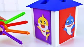 Download Learn Colors with Pinkfong's Baby Shark Kid Song, Plush, Toys & Games Video