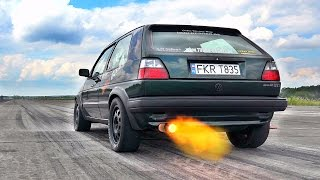 Download Best VW VR6 TURBO SOUND Compilation GOLF 1 2 3 Jetta Passat... Video