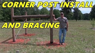 Download Corner post installation and bracing - Detailed video Video