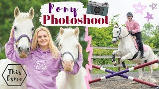 Download PONY PHOTOSHOOT for My Book! AD | This Esme Video