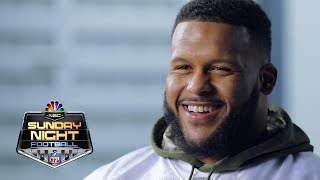 Download Aaron Donald on breaking the NFL sack record   NFL   NBC Sports Video