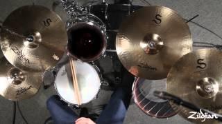Download Zildjian S Family Cymbals - Performer Cymbal Set Video