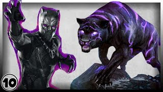 Download Top 10 Super Powers You Didn't Know Black Panther Had Video