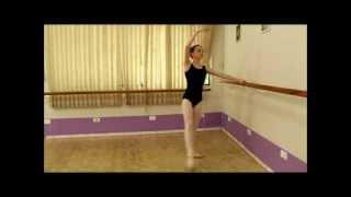 Download Aula Teste (Processo seletivo Bolshoi) - Caroline Vieira Pereira Video