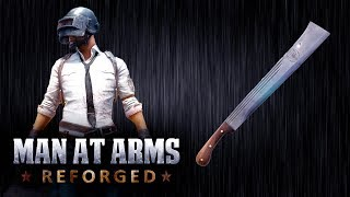Download Tapanga Machete - PUBG - MAN AT ARMS: REFORGED Video