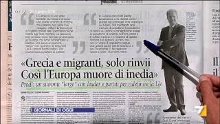 Download Omnibus - Rassegna Stampa (Puntata 20/08/2015) Video