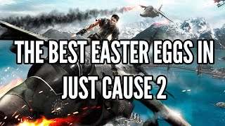 Download The Best Easter Eggs In Just Cause 2 Video
