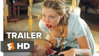 Download Pride and Prejudice and Zombies Official Trailer #1 (2016) - Lily James Horror Movie HD Video