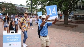 Download Day in the life | Orientation leader Video