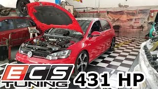 Download GTI MK7 ECS Tuning IS38 | ¿Mods para 400 HP? Video