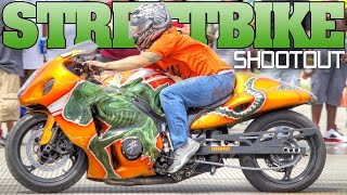 Download Street Bike Shootout 2016, Anderson Airport motorcycle racing, Indiana Video