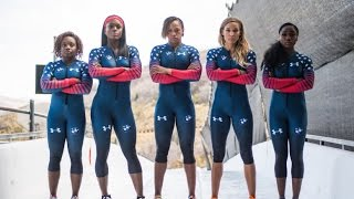 Download Interview with USA Bobsled Team's Briauna Jones Video