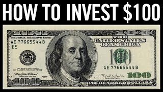 Download HOW TO INVEST $100 IN 2018! Video