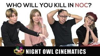 Download Who Will You Kill In NOC? Video