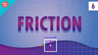 Download Friction: Crash Course Physics #6 Video