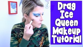 Download DRAG ICE QUEEN MAKEUP TUTORIAL // Grace Helbig Video