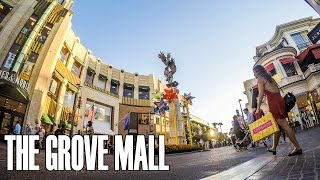 Download Los Angeles: The Grove Mall Video