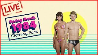 Download DLC DAY! Friday the 13th swimsuit and emote DLC open lobby on PC | Second time 101 grind Video