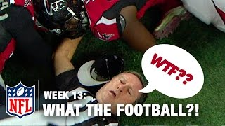 Download Top 5 Worst Moments (Week 13) | WTF: What The Football?! | NFL Now Video