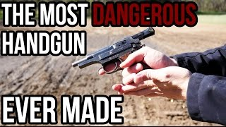 Download The Most Dangerous Pistol Ever Made Video