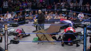 Download LAX vs. Decay A World Tag Team Title Street Fight | IMPACT April 27th, 2017 Video