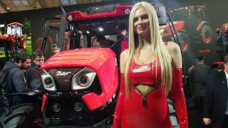 Download Czech Sexy Girl / NEW ZETOR Agritechnica HANNOVER 2017 / FIRST LOOK Video