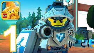 Download LEGO NEXO KNIGHTS: MERLOK 2.0 - Gameplay Walkthrough Part 1 - Levels 1-4 (iOS, Android) Video