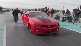 Download Fireball Camaro vs Larry Larson at Winter Meltdown No Prep Video