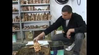 Download Watch How Bethlehem Olive Wood Gifts are Made Video